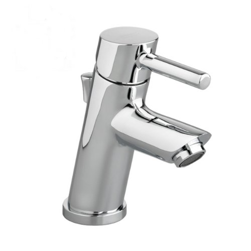 [American Standard 2064.131.002 Serin Petite Single-Handle Monoblock Bathroom Sink Faucet, Chrome] (Monoblock Bathroom Sink Faucet)