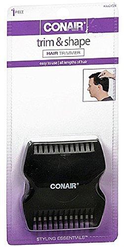 Conair Styling Essentials Trim & Shape Hair Trimmer 1 ea Hair Trim