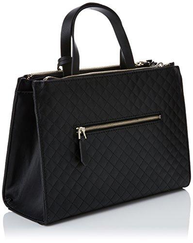 Shoppers 5 Y Mujer G Cm w Nero H L X 13x23x32 De Lux Bolsos Hombro Guess qfvxEtpx