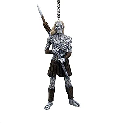 Kurt Adler Game of Thrones White Walker Ornament, 4.25-Inch