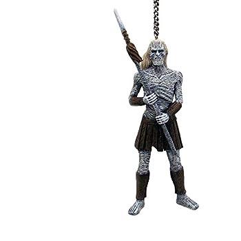 Kurt Adler Game of Thrones White Walker Ornament, 4.25-Inch