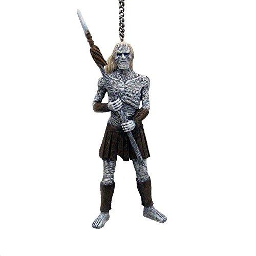 Kurt Adler Game of Thrones White Walker Ornament, 4.25-Inch (Northstar Ornament)