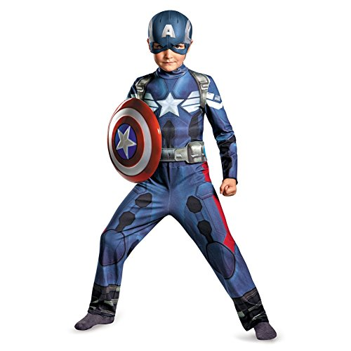 Disguise Captain America Soldier Classic