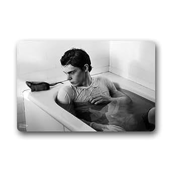 "Lovelife Evan Peters Custom Felpudo (23.6x15.7"")"