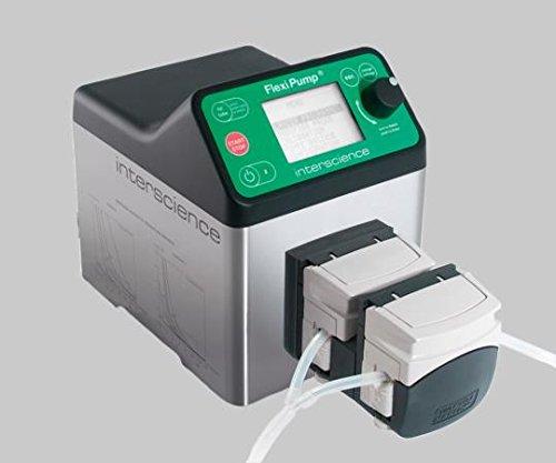 インターサイエンス2-4208-02自動分注器ダブルポンプタイプ B07BD2YQDF
