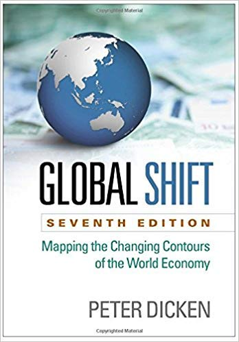 Contour Shift - [1462519555] [9781462519552] Global Shift: Mapping the Changing Contours of the World Economy, Seventh Edition - Paperback