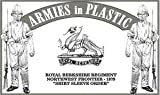 Northwest Frontier 1879 Royal Berkshire Regiment (18) 1/32 Armies in Plastic