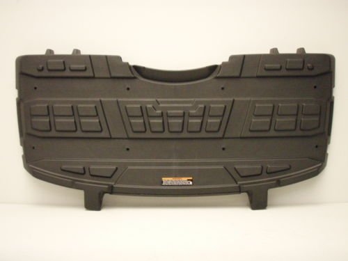 Polaris Cargo Box (Polaris OEM ATV Sportsman Front Cargo Box Storage Lid Cover 2633162)