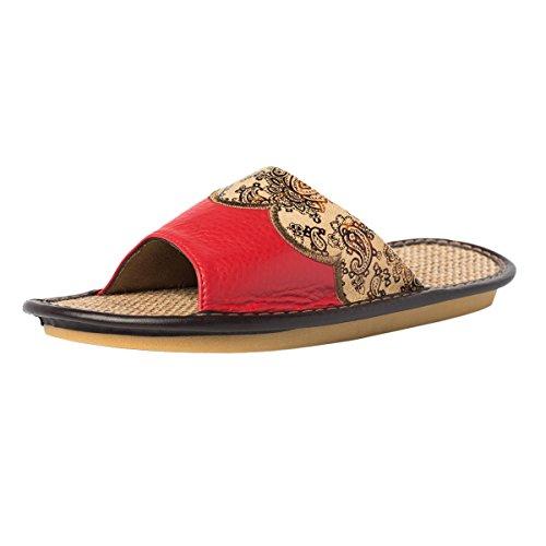 Shoes Click - Zapatillas de Material Sintético para mujer morado/azul, color, talla 40