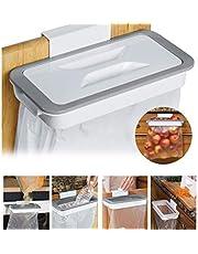 Qiopes - Bolsa de Basura para Cocina, baño, Almacenamiento para Colgar en armarios, Cubos de Basura de jardín