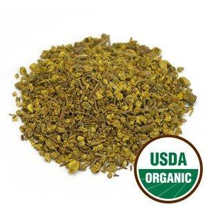 Organic Goldenseal Root C/S - 4 Oz (113 G) - Starwest Botanicals by Starwest Botanicals