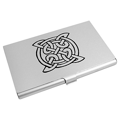 Azeeda 'Celtic Card Card Business Symbol' Credit CH00012342 Holder Wallet rrc7ndTROW