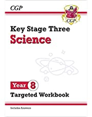 KS3 Science Year 8 Targeted Workbook (with answers)