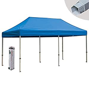 eurmax canopy premium display shade kit commercial canopy pop up tent with roller. Black Bedroom Furniture Sets. Home Design Ideas