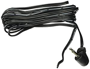RoadPro Replacement Speaker Wire 10 ft With 3.5mm Plug to Stripped Ends