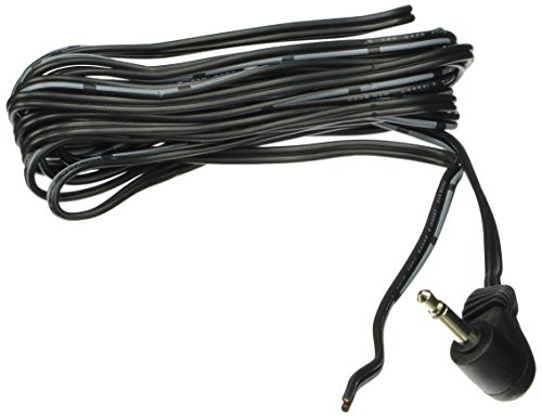 RoadPro Replacement Speaker Wire 10 ft With 3.5mm Plug to Stripped Ends]()