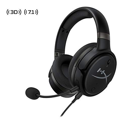 HyperX Cloud Orbit – Gaming Headset, 3D Audio, for PC, Xbox One, PS4, Mac, Mobile,Nintendo Switch,Planar Magnetic…