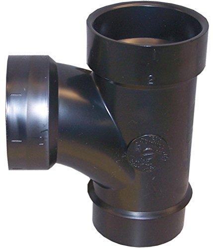 (Genova Products 86115 ABS Sanitary Street Tee, 1-1/2