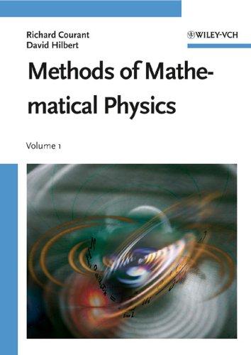 Methods of Mathematical Physics: 001