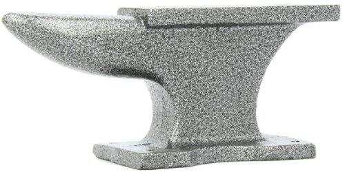 Anvil Block (Olympia Tools 38-789 9 Lb. Hobby Anvil, Cast Iron)