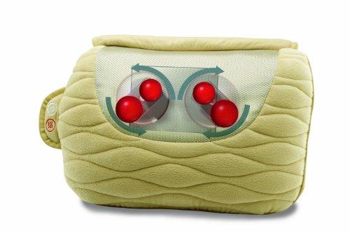 Massage Pillow yellow green