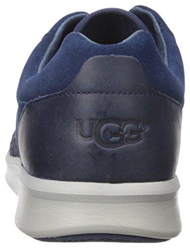 Ugg Mens Hepner Woven Sneaker New Navy