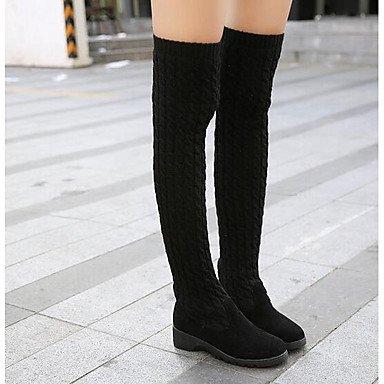 Automne Bottes Femme Laine Wdbs Chaussures Hiver wqRtZ