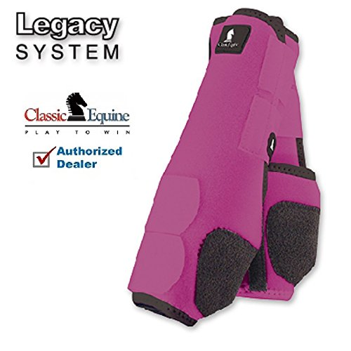 CLASSIC EQUINE EQUIP., INC. Classic Rope Company Legacy S...