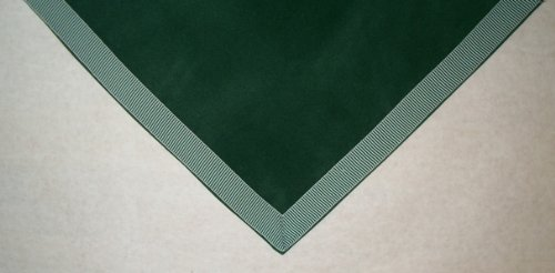 card-table-covers-54-square-hunter-green