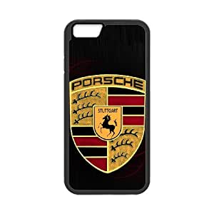 iPhone 6,6S 4.7 Inch Phone Case Porsche Logo Images Appearance