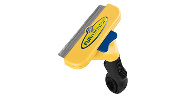 FURminator Short Hair deShedding Tool for Dogs, Large: Amazon.es: Productos para mascotas