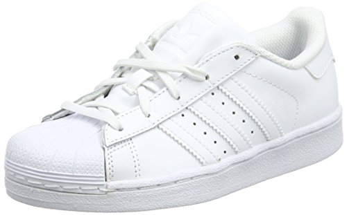 footwear Superstar Sneaker footwear Adidas Bianco White White Bambini Unisex O0A0Sx1