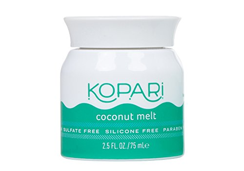 (Kopari Coconut Mini Melt - All-over Skin Moisturizing, Under Eye Rescuing, Hair Conditioning + More With 100% Organic Coconut Oil, Non GMO, Vegan, Cruelty Free, Paraben Free and Sulfate Free 2.5 Oz)