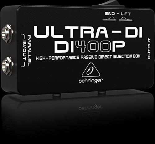 BEHRINGER ULTRA-DI DI400P - Image 3