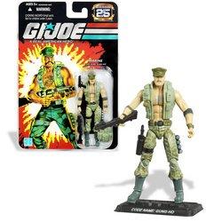 G.I. Joe 25th Anniversary Single Pack: Gung-Ho -
