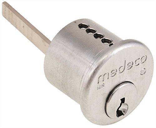Medeco 714984 Medeco High Sec Rim Cylinders 5 Pin Commercial Keyway D - Pin Cylinder Rim 5