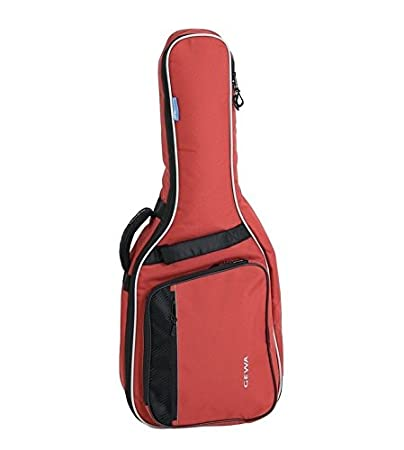 Gewa 212121 Economy Gig Bag for 1/2 Classical Guitar, Blue