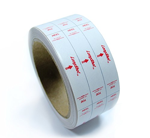 Standard Label Roll - Club Fitting Lie Strips