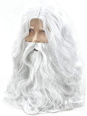 Vestido del traje de Año Nuevo Blanco Santa Fantasía Asistente ...