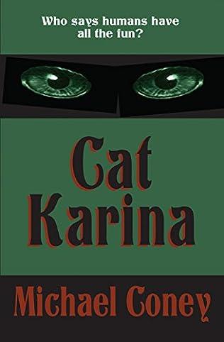 book cover of Cat Karina