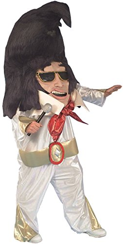 Forum Novelties Men's Parade Pleaser Rock N Roll King Costume Elvis Presley