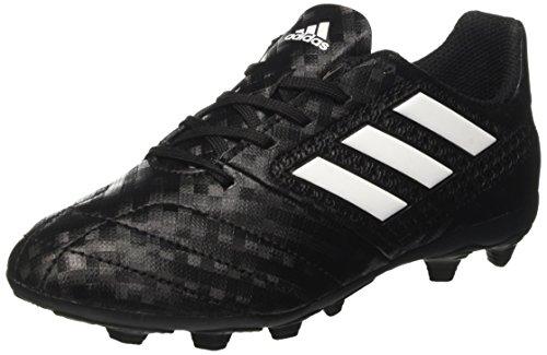 adidas Ace 17.4 Fxg J, Botas de Fútbol Unisex Niños, UK Negro (Cblack/ftwwht/cblack)