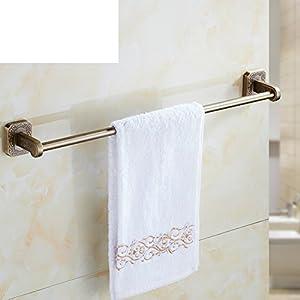 80%OFF European style towel rail/The bathroom Towel rack/hardware pendant/antique Towel rack/Stainless steel racks