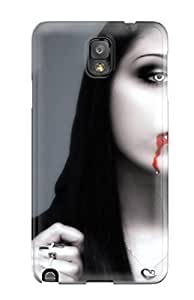 AnnaSanders Fashion Protective Vampire Nichole Fantasy Abstract Fantasy For Case Iphone 6Plus 5.5inch Cover
