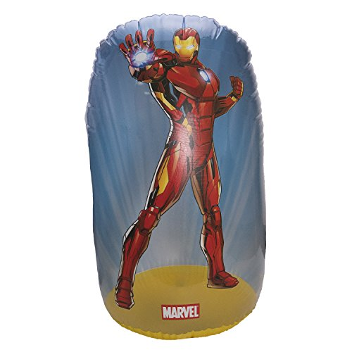 SwimWays Marvel Avengers Inflatable Pool Bops, Iron Man