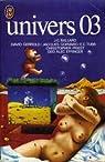 Univers 03 - J'ai lu n° 629 par Anthologie