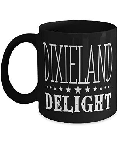 Dixieland delight mug - Jazz mug - Dixieland Alabama - Land of cotton - 11oz coffee mug - Christmas stocking filler