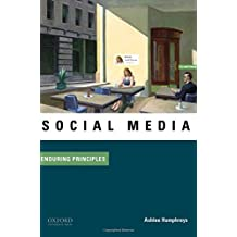 Social Media: Enduring Principles