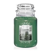 Vela aromática grande (150 horas), neblina incesante - Yankee Candle