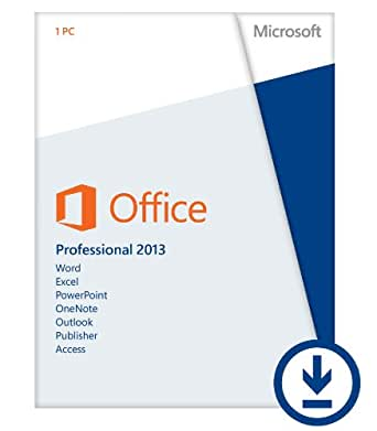 Microsoft Office Professional 2013 (1PC/1User) [Download]